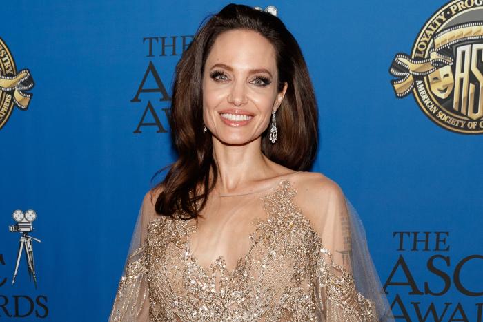 Анджелина Джоли. \  Фото: google.ru.