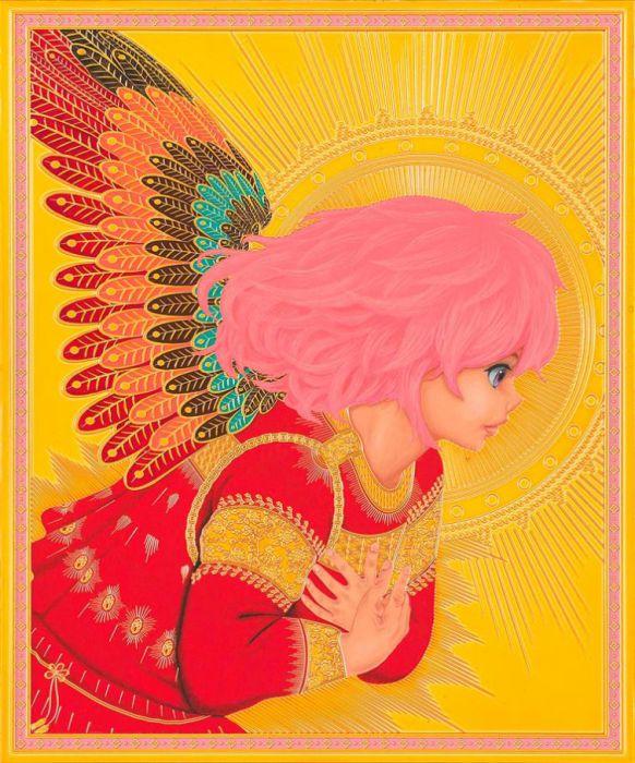 Автор работ: Хироши Мори (Hiroshi Mori).