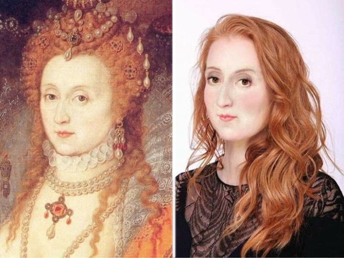 Елизавета I, Добрая королева Бесс, Королева-дева.