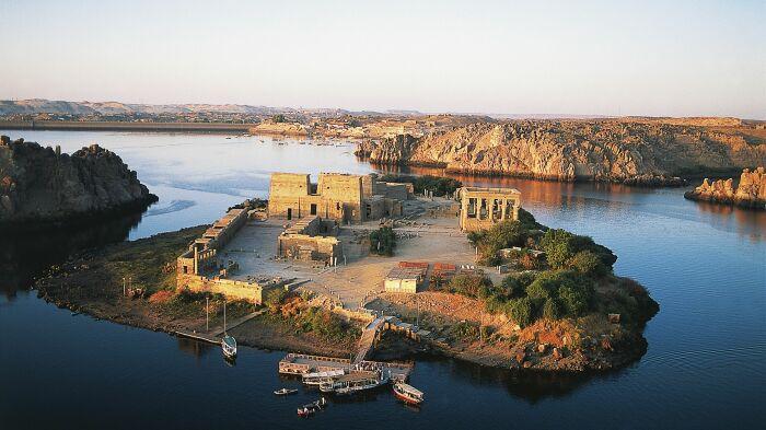 Храмовый Комплекс Филы, Египет. \ Фото: tripsavvy.com.