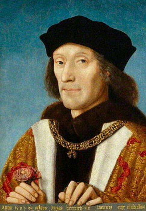 Генрих VII. \ Фото: vecer.com.