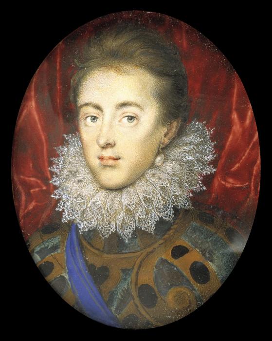 Портрет принца Карла I. \ Фото: et.wikipedia.org.