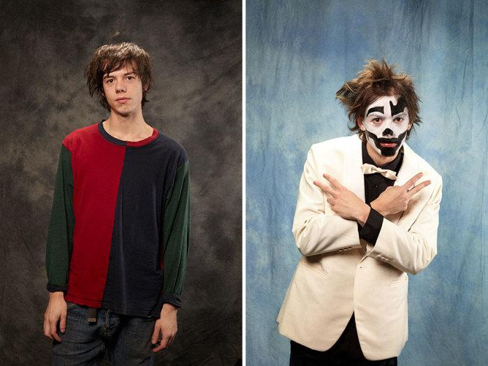 Том в образе джаггало. Автор: Holly Falconer и Kylie Griffiths.