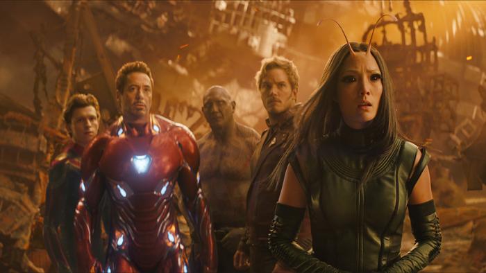 Мстители: Война бесконечности. \ Фото: variety.com.