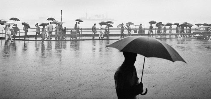 Зонтики. Автор: Ho Fan.