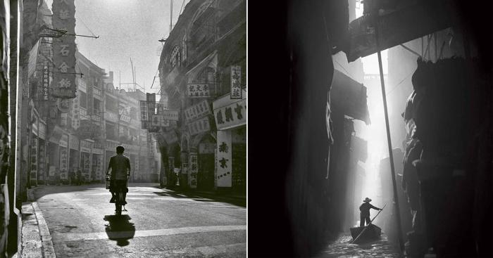 Одинокий рейнджер, 1954 год. | Гонконг - Венеция, 1962 год. Автор: Ho Fan.