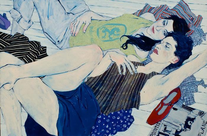 Одиночество под маской равнодушия и спокойствия: Картины о двойственном душевном состоянии