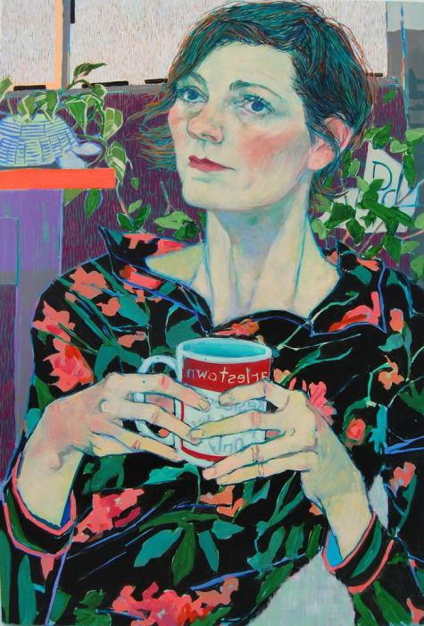 Чашка чая. Автор: Hope Gangloff.