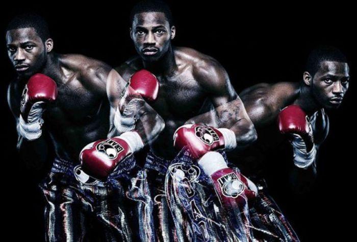 Красота бокса в шикарных фотографиях Howard Schatz.