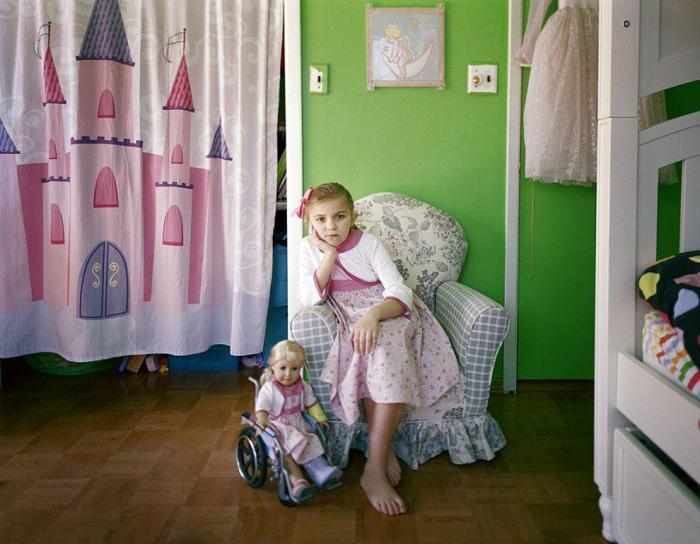 Девочка из Бостона. Автор фото: Ilona Szwarc.
