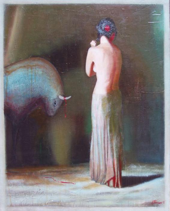 Безмолвие... Автор: Ilze Preisa.