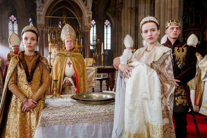 Кадр из фильма: Максимилиан I и Мария из Бургундии. \ Фото: dvdtalk.com.