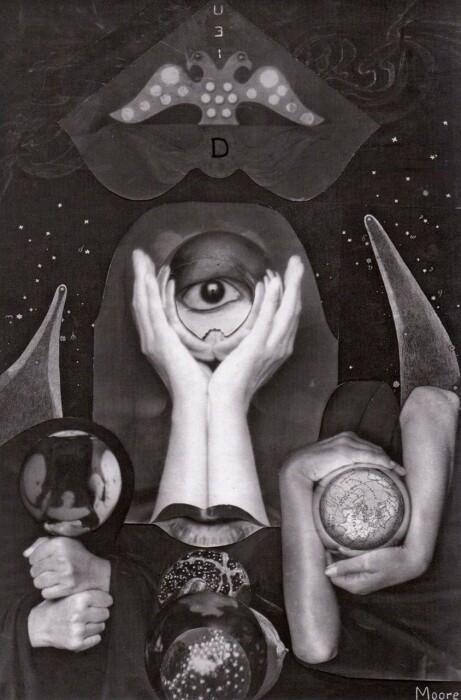 Фотомонтаж для фронтисписа для Aveux, 1929-30 гг. \ Фото: dazeddigital.com.