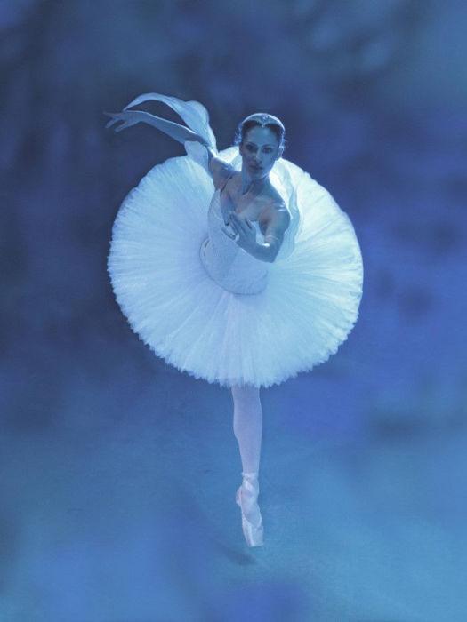 Балерина. Автор: Ingrid Bugge.