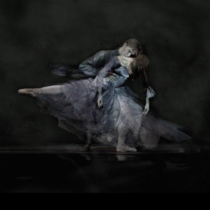 Растворяясь в танце. Автор: Ingrid Bugge.