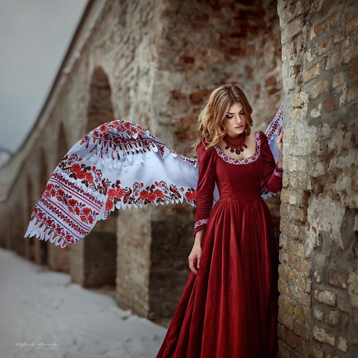Крылья. Автор фото: Ирина Джуль (Irina Dzhul).
