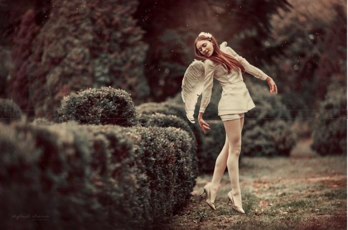 Ангел. Автор фото: Ирина Джуль (Irina Dzhul).