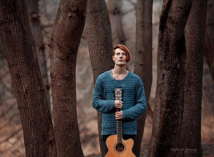 Одинокий романтик. Автор фото: Ирина Джуль (Irina Dzhul).
