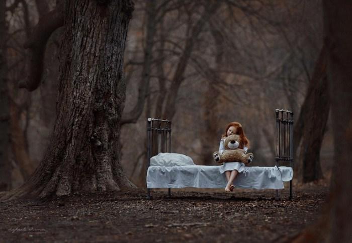 Волшебные снимки от Ирины Джуль (Irina Dzhul).
