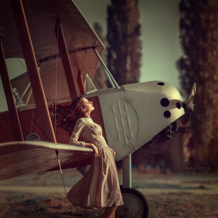 Потрясающие фотоработы Ирины Джуль (Irina Dzhul).