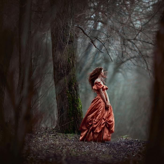 Сказочные снимки Ирины Джуль (Irina Dzhul).