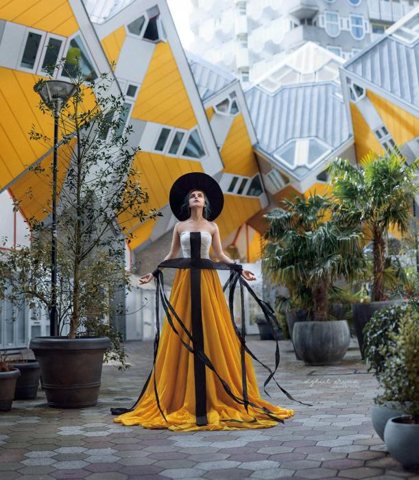 Апостасия, снято в Роттердаме, Нидерланды. Автор: Ирина Джуль.