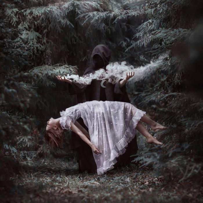 Дух леса. Автор: Ирина Джуль.