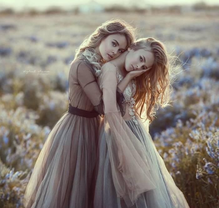 Ольга и Мария. Автор: Ирина Джуль.
