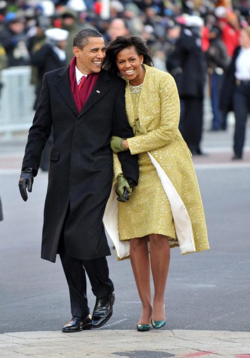 Барак и Мишель Обама.
