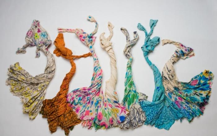 Платья, созданные Изабель Толедо.