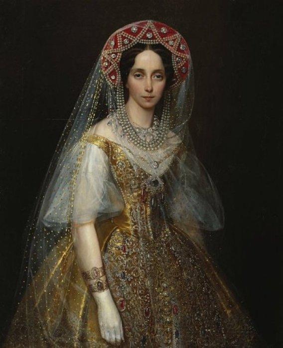 Императрица Мария Александровна. Автор: Иван Макаров.