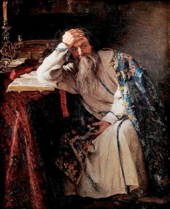 Иван Грозный, Клавдий Лебедев, 1900 год. \ Фото: id.rbth.com.