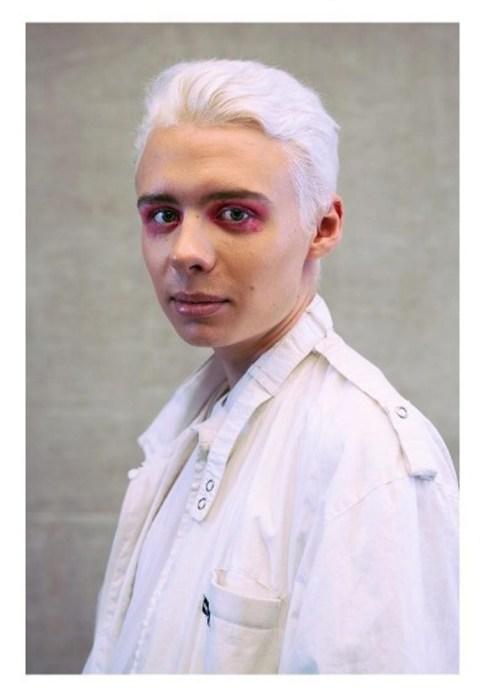 Стэнли, будущий модельер. Автор: Iwona Pinkowicz.