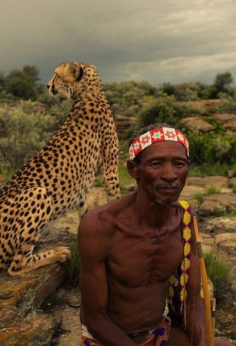 В гармонии с дикой окружающей средой. Автор фото: Jack Somerville.