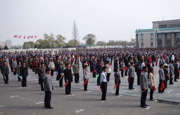 Как люди проводят своё свободное время. Северная Корея. Автор: Jacob Laukaitis.