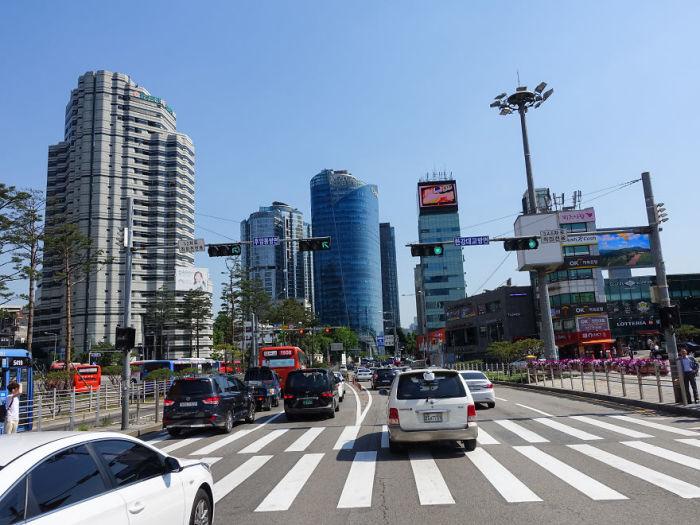 Южная Корея. Автор: Jacob Laukaitis.