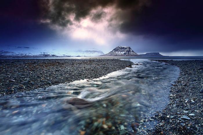 Грюндарфьордур, Исландия. Автор фото: James Appleton.