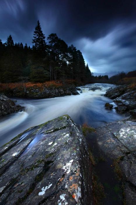 Глен Орчи , Шотландия. Автор фото: James Appleton.