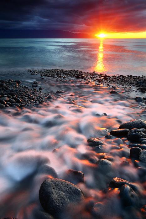 Хусавик, Исландия. Автор фото: James Appleton.