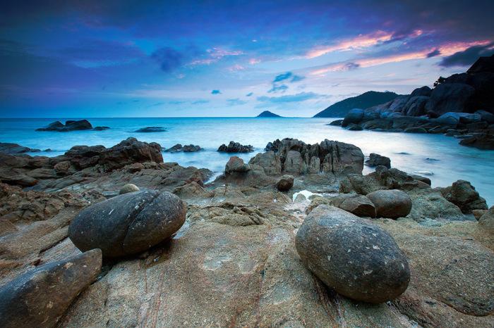 Остров Ко Тао в Тайланде. Автор фото: James Appleton.
