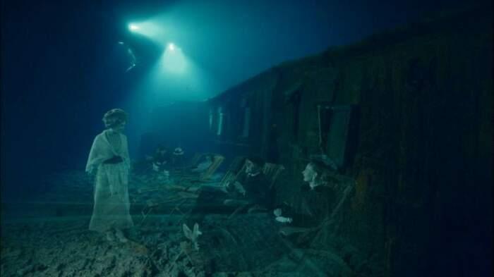 Кадр из фильма: Призраки бездны. \ Фото: google.com.