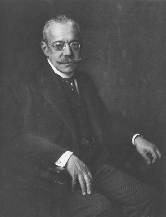 Портрет Джеймса Симона. \ Фото: wikimedia.org.