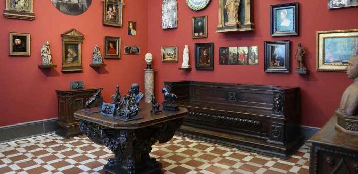 Переустановка галереи Джеймса Симона в музее Боде, 2019 год. \ Фото: preussischer-kulturbesitz.de.