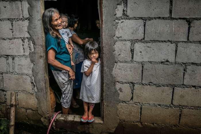Обратная сторона Филиппин. Автор: James Whitlow Delano.