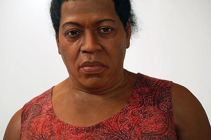 Портрет женщины. Автор: Jamie Salmon.