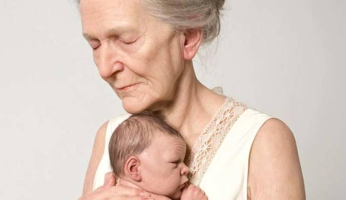 Бабушка. Автор: Jamie Salmon.