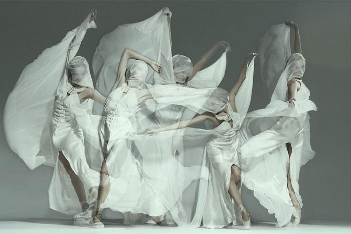 Танец белых теней. Автор фото: Jan Masny.