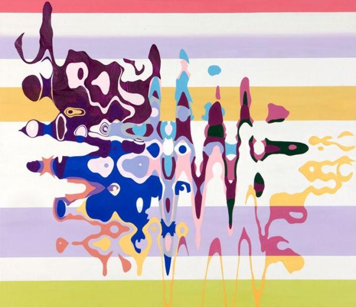 Визуальные ощущения Ширли Канеды. \ Фото: pinterest.com.