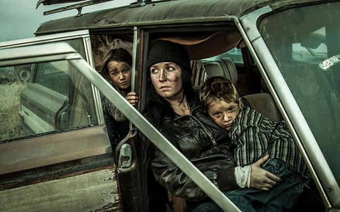 Семья выживших. Jason Sinn.