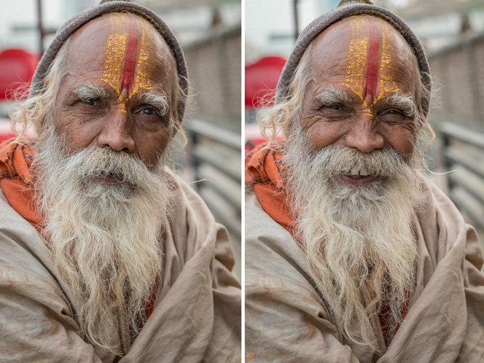 Вриндаван, Уттар Прадеш, Индия. Автор: Jay Weinstein.